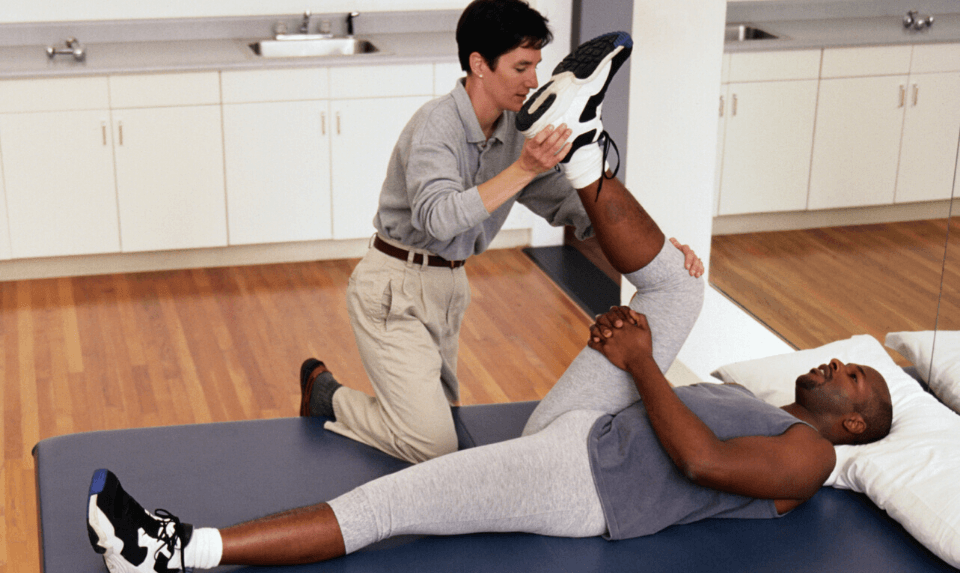Orthopedic physical therapy focuses on the rehabilitation of the orthopedic system.