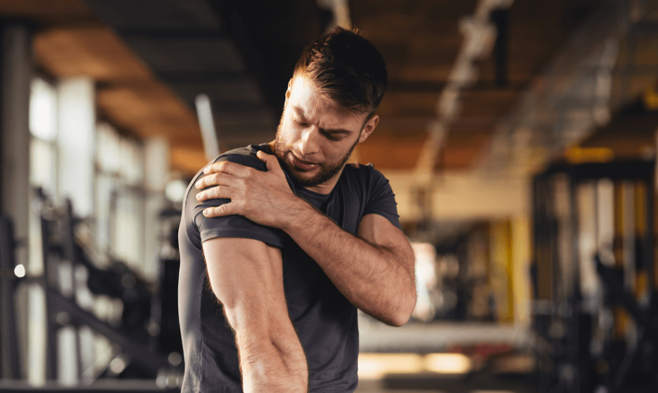 Pain in your shoulder can be caused by several factors.