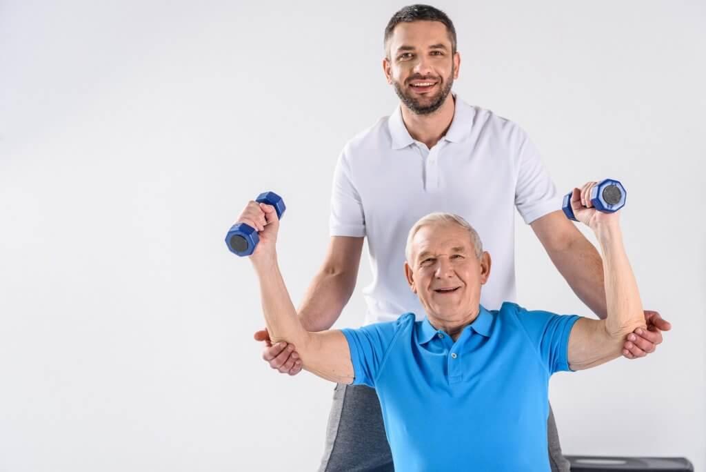 physical spine rehabilitation