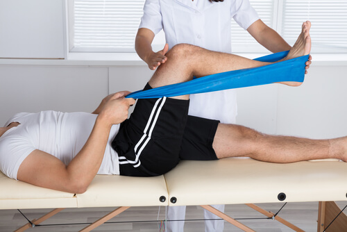 There is a number of health conditions physical therapists can help treat.