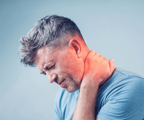 Hot and cold therapy can help with the neck pain treatment process.